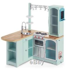 NEW American Girl Doll Gourmet Kitchen No Accessories