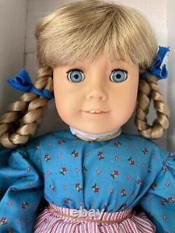 NEW American Girl Doll Kirsten Pleasant Company Never Out Of Box a BEAUTY