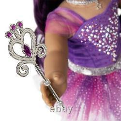 NEW American Girl Doll Limited Ed 5000 Sugar Plum Fairy Swarovski SHIPS TODAY