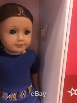 NEW American Girl Doll of the Year Saige retired 2013 Fast Ship