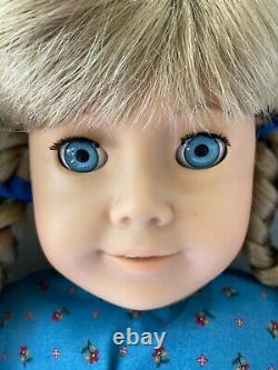 NEW American Girl Pleasant Company 1991 Kirsten Doll Never Removed From Box