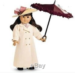NEW American Girl Samantha Travel Duster/Hat Parasol Retired Pleasant Company