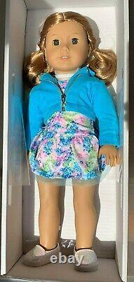 NEW in Box American Girl Truly Me #21 18 Doll Light Skin Blonde Hair Hazel Eyes