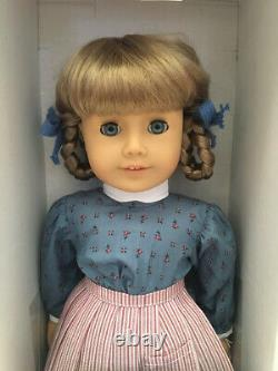 NEW in box AMERICAN GIRL Kirsten Doll Retired Archived in 2010