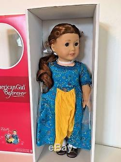 NIB American Girl Beforever Felicity 18 + Book (pls see description)