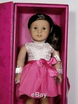 NIB ONE OF A KIND CYO American Girl Doll Create Your Own NEW in BOX +Accessories