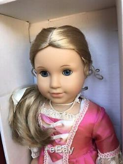 New American Girl Doll- Elizabeth Cole Full Size 18 Inch Doll Pleasant Company