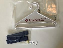 New in Box! RETIRED! American Girl Kirsten Baking Outfit Dress Ribbons Clogs