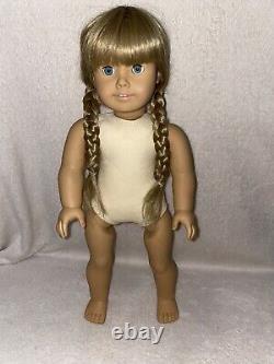 Original PLEASANT COMPANY American Girl White Body Kirsten Doll