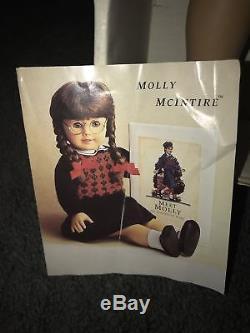 Original Pleasant Company, Pre-Mattel American Girl Molly McIntire RARE