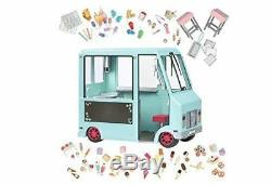 Our Generation Ice Cream Truck for American Girl Dolls New in Box