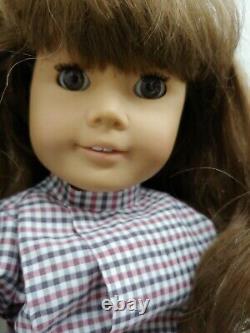 PLEASANT COMPANY 1987 SIGNED SAMANTHA American Girl White Body