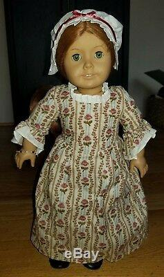 PLEASANT COMPANY Early 90's FELICITY American Girl Doll