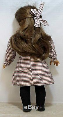 Pleasant Company American Girl Doll White Body Samantha