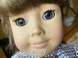 Pleasant Company American Girl Samantha Doll with original dress and accessories