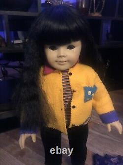Pleasant Company American Girl Vintage, Retired Asian doll 749/76