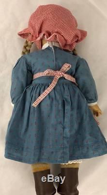 Pleasant Company American Girl doll Kirsten Larson White Body