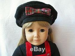Pleasant Company Girl of Today American Girl Doll GT12D Blonde clothes 1996 Meet