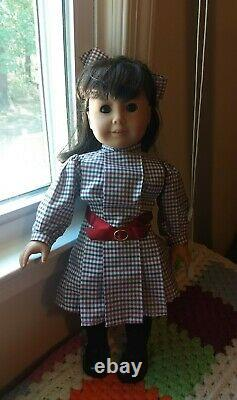 Pleasant Company Original Samantha Parkington American Girl Doll and accessories