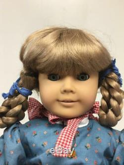 Pleasant Company White Body American Girl Kirsten Doll