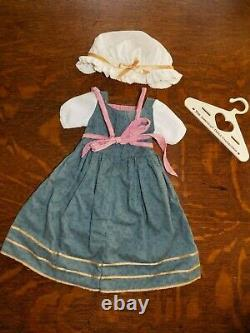 RARE Pleasant Company American Girl Felicity Town Fair Outfit Special Edition