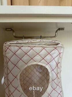 RARE RETIRED American Girl Mollys Mirrored Chifforobe -Storage Closet wardrobe