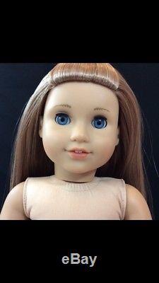 RETIRED American Girl Doll McKenna with Gymnastics Outfit, Leotard & Leg Cast #810