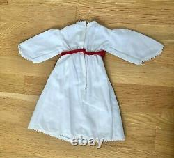 Rare American Girl Doll Kirsten Retired Pc St Lucia Gown Wreath Holiday Outfit
