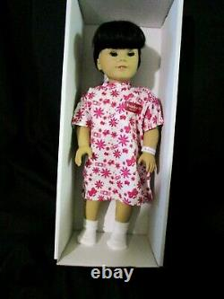 Rare American Girl Pleasant Company Retired Asian Doll 749/76