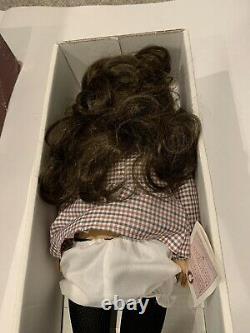 Rare Pleasant Company Samantha Doll Signed By Founder NIB