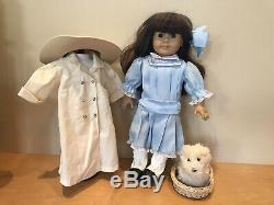 Rare Samantha American Girl Doll with Clothes and Accessories, Pleasant Company