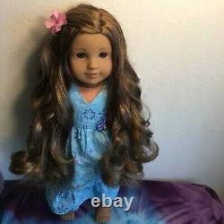 Retired American Girl Doll Kanani Goty 2011