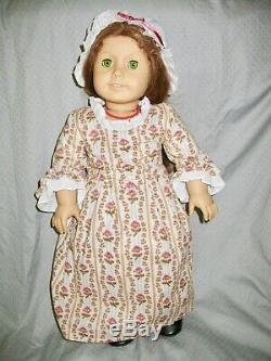 Retired Pleasant Company American Girl Doll Lot Pre-Mattel Felicity with Outfits
