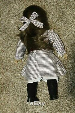 Samantha American Girl Doll PLEASANT COMPANY 1986 with accessories