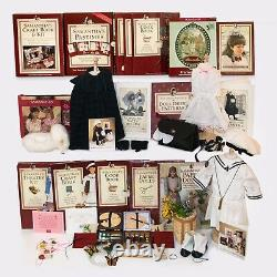The Complete Retired American Girl Samantha Collection