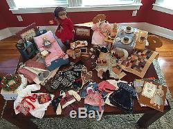 Ultimate Kirsten Larson American Girl Collection (Retired) with Bonus Items