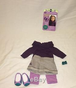 Used great condition American girl McKenna lot set great gift for holiday