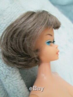 VINTAGE Barbie American Girl Doll Long Hair Brunette with OSS