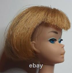 Vintage 1960's Barbie American Girl, bendable legs