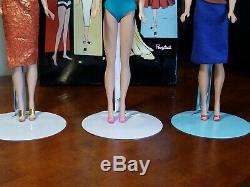 Vintage American Girl Barbie Dolls