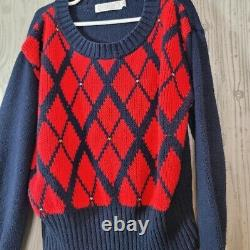 Vintage American Girl Dress Like Your Doll Molly Sweater Pleasant Company