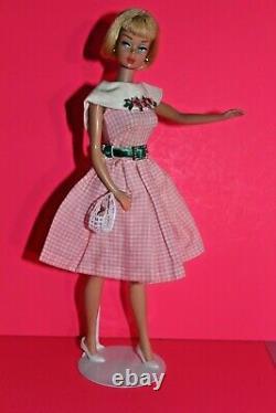 Vintage Barbie American Girl & #1626 Dancing Doll 1965 60er