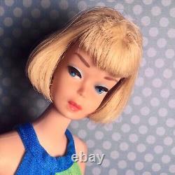 Vintage Barbie American Girl Pale Blonde DREAMY IN EVERY DETAIL