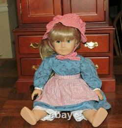 Vintage Pleasant Company American Girl Doll Kirsten 18 Doll White Body