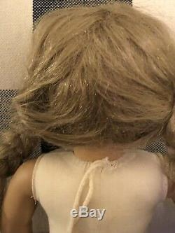 White Body KIRSTEN American Girl Doll Pleasant Company Early Historical Retired