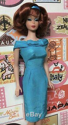 Yes it's Vintage! American Girl Titian Side Part Barbie Doll byApril